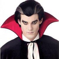 Вампир костюм на хэллоуин своими руками