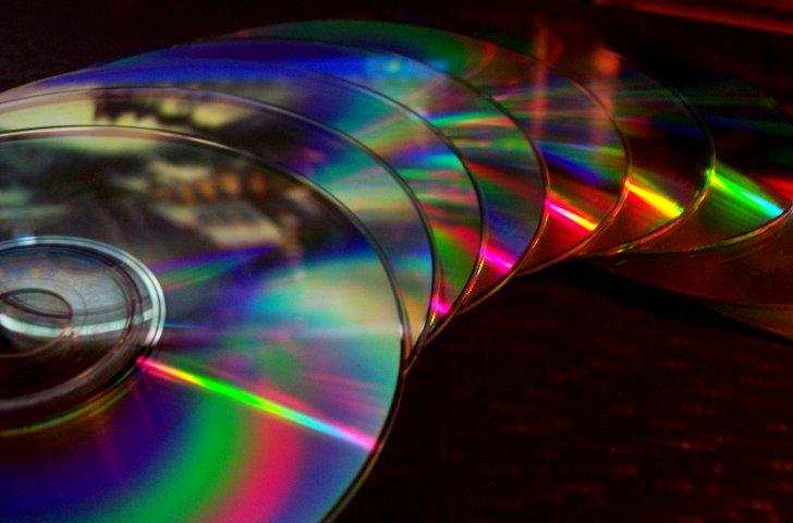 dvd-привод не читает диски