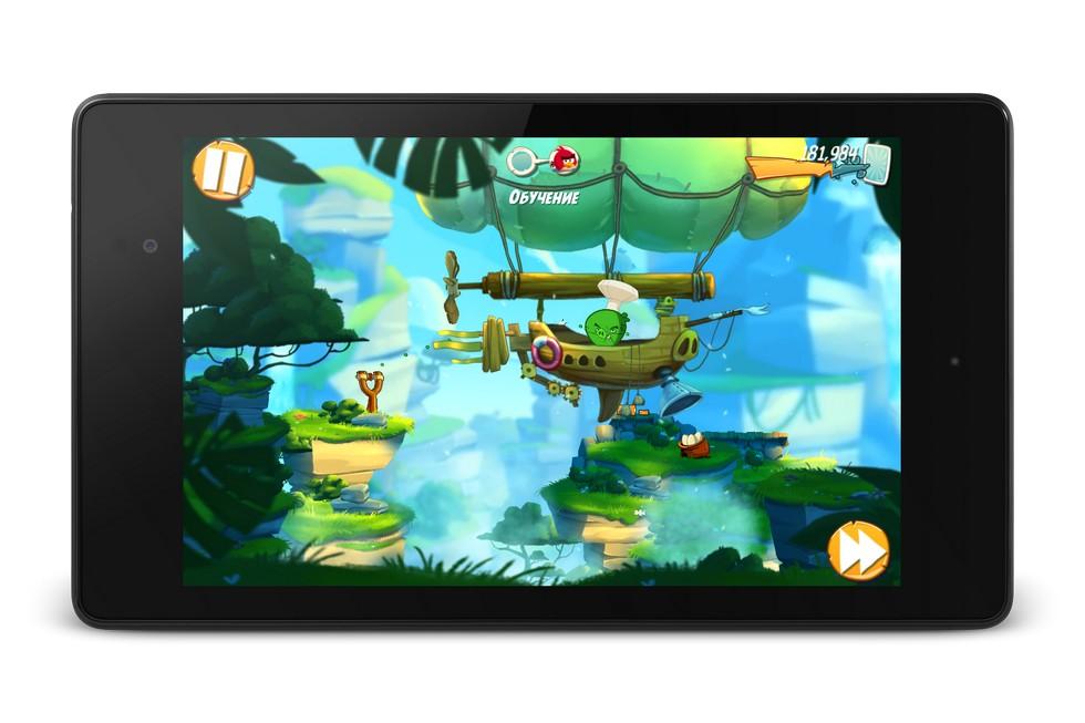 Angry Birds (игра) — Википедия
