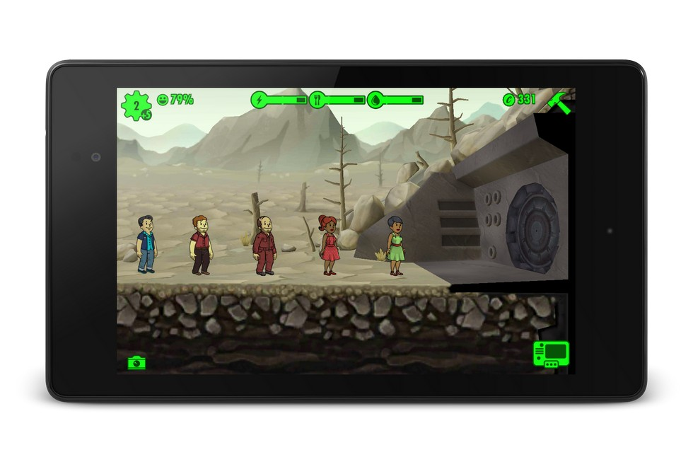 Fallout Shelter на андроид - top-android.org