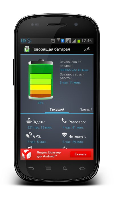 Говорящая Батарека Для Андроид