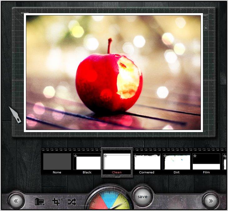 редактор фотографий онлайн эффекты
