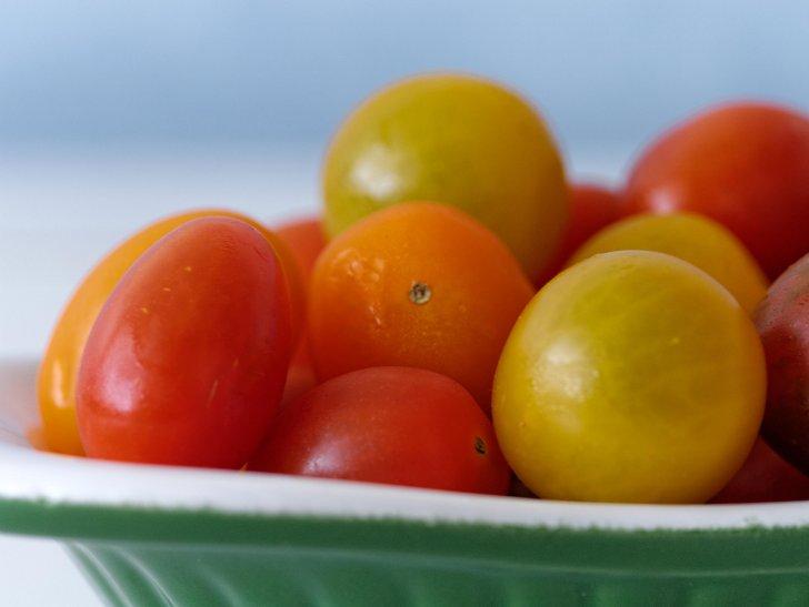 томатная диета для похудения меню