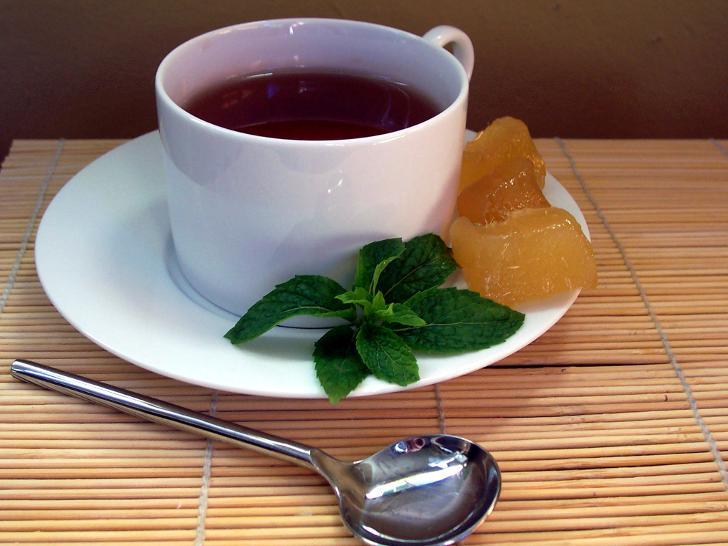 как приготовить имбирь для похудения в чайнике