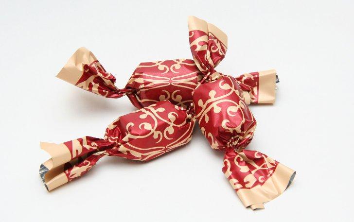 Игрушки из конфет своими руками на новый