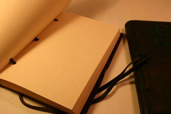 Как оформить личный дневник?