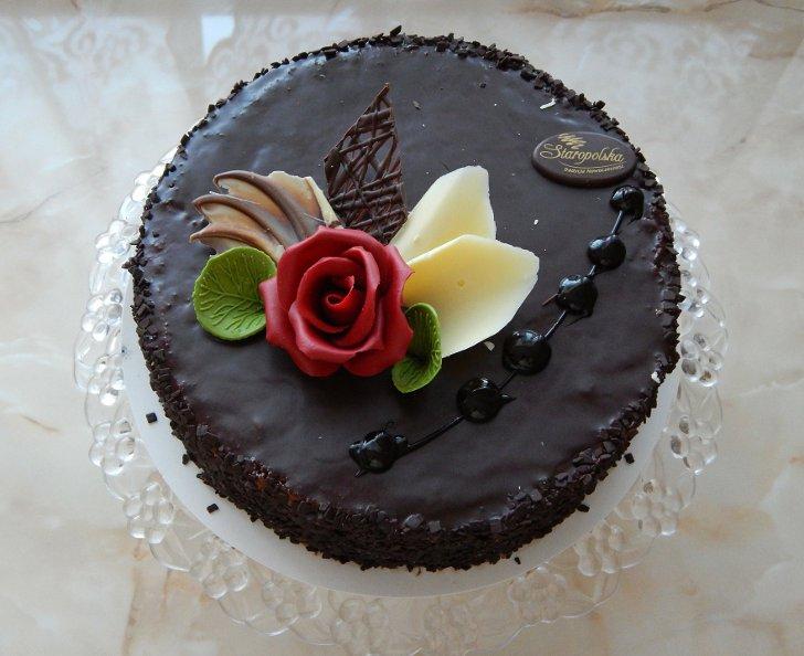 Как облить торт шоколадом в домашних условиях
