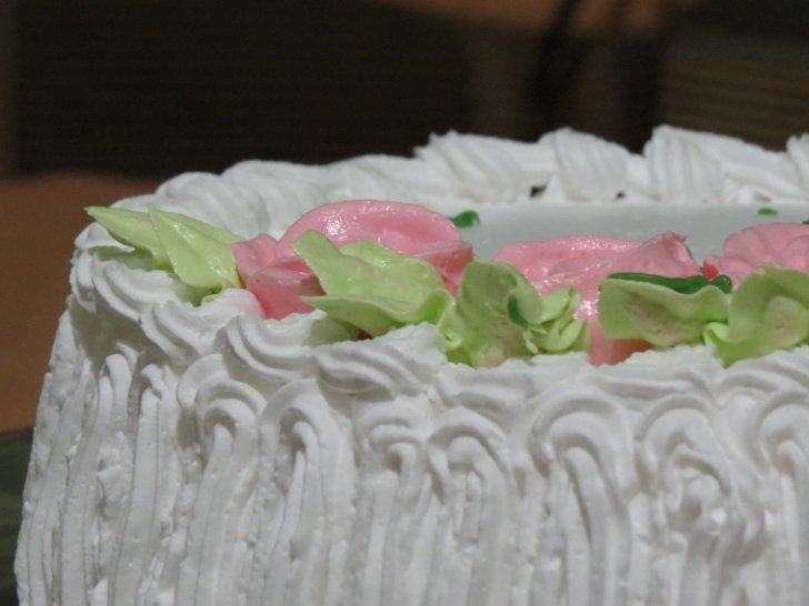 Как украсить торт в домашних условиях 61
