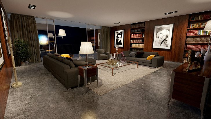 Дизайн окна в однокомнатной квартире фото