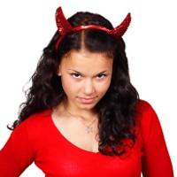 Простые костюмы на Хэллоуин: идеи в последнюю минуту
