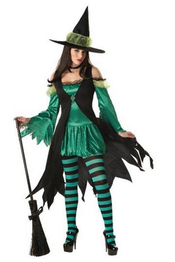Как сделать своими руками костюм ведьмы на хэллоуин своими руками фото 450