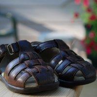 Обувь на кожаной подошве: правила ухода