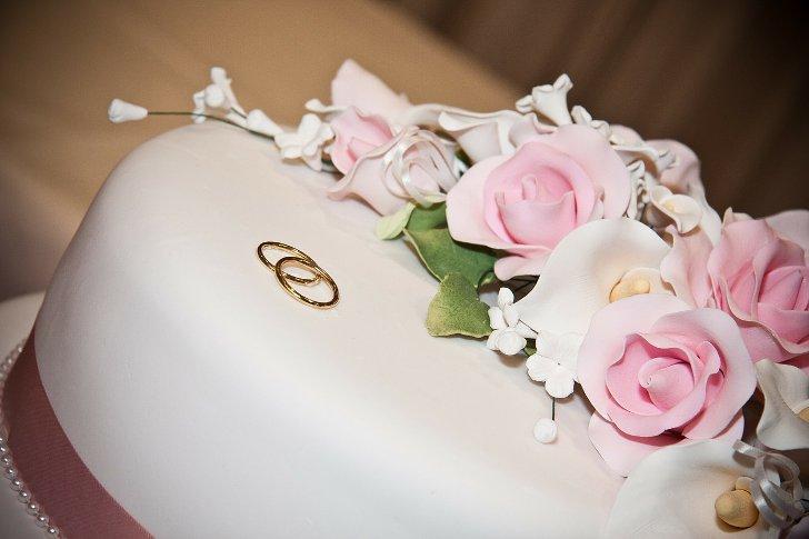 Украшение на шампанское для свадьбы своими руками