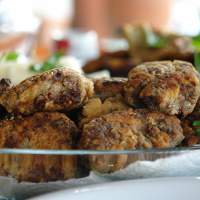 Холодные закуски из мяса