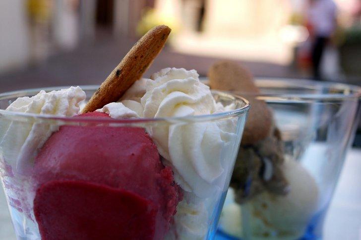 Домашнее мороженое от Юлии Высоцкой