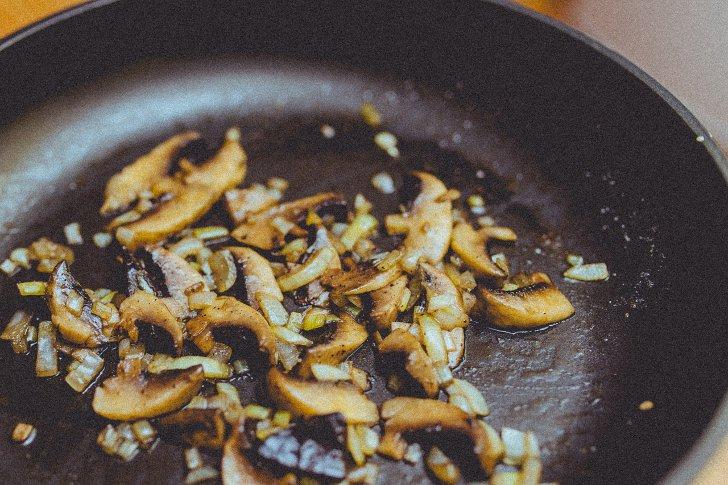 салаты из грибной икры рецепты