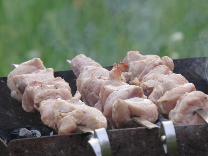 рецепт с листьями салата и лавашом