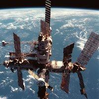 Орбитальная космическая станция «Мир»