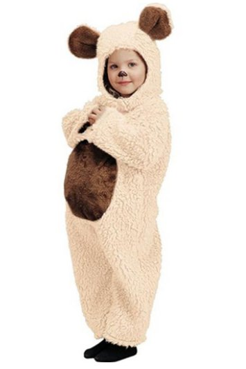 Выкройка костюма белого медведя своими руками фото 472