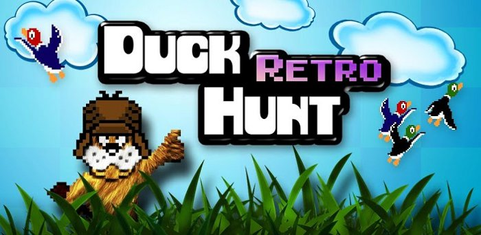 Duck Retro Hunt