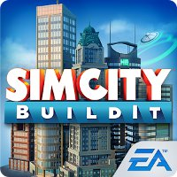 SimCity BuildIt от Electronic Arts