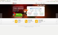 Torch Web Browser