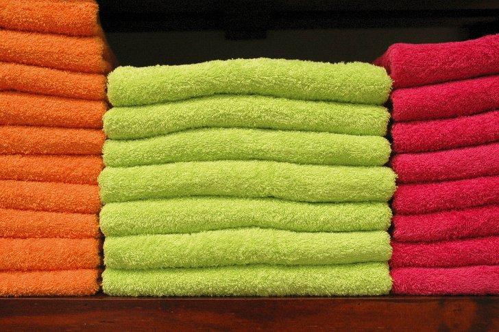 - Keep towels fluffy tricks ...
