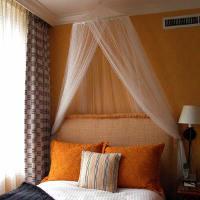 Балдахины для спальни для кровати своими руками фото 45