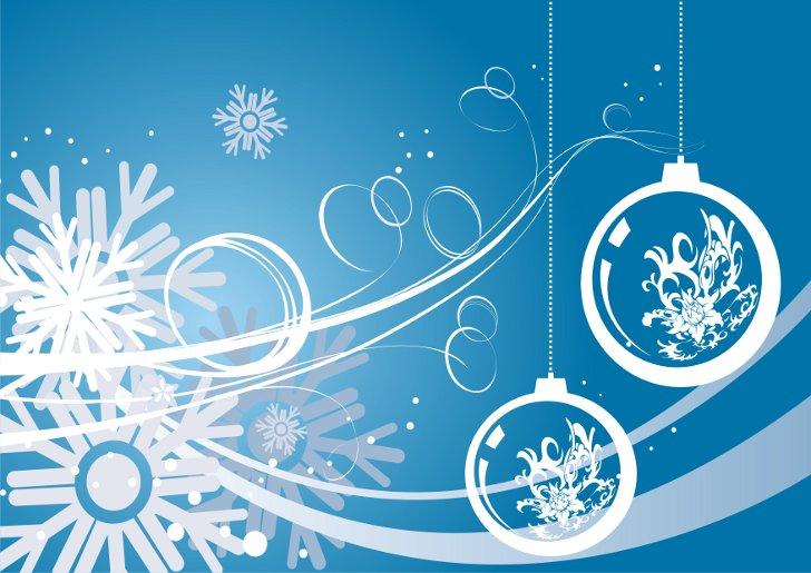 Новогодний узор на открытках, марта ребенка своими