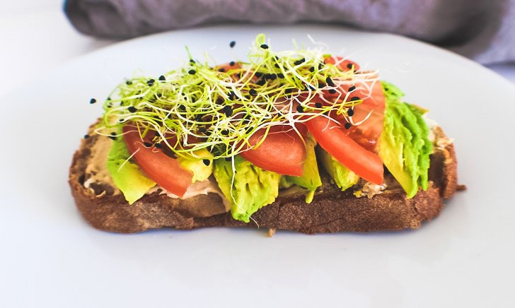 Рецепт диетических бутербродов 185