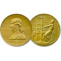 Церемония вручения Пулитцеровской премии