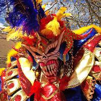 Карнавал в Доминиканской Республике