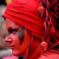 Карнавал Intruz в Индии