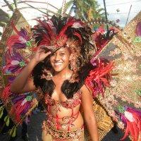 Большой национальный карнавал Ла-Сейба