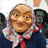 Карнавал «Рагуцарья» в Касторье