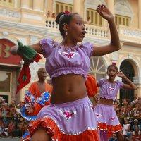 Карнавал в Сантьяго-де-Куба
