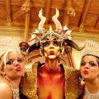 Карнавал в Сиджесе