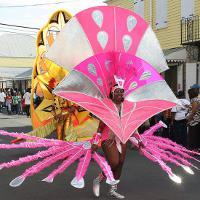 Рождественский фестиваль на острове Санта-Крус