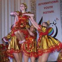 Международный молодежный фестиваль «Мистецькі барви»