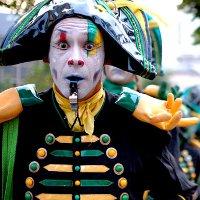 Международный фестиваль уличных театров в Архангельске