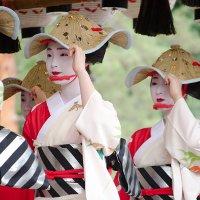 Фестиваль «Гион» в Киото