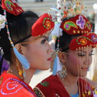 Международный фольклорный фестиваль в Хорватии