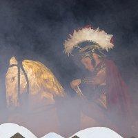 Фестиваль «Мавры и христиане» в Алькое