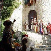Фестиваль «Мавры и христиане» в Вильене