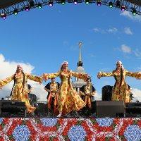 Фестиваль «Многонациональная Россия»