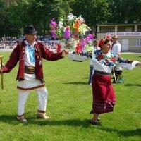 Фольклорный фестиваль «Полонинська ватра»