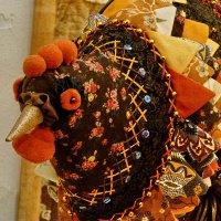 Международный фестиваль художественного текстиля Kurochka Ryaba
