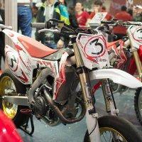 Выставка мототехники Motobike в Украине