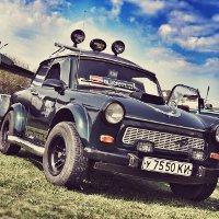 Выставка ретро-автомобилей Old Car Land