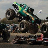 Truckfest — шоу грузовиков в Великобритании